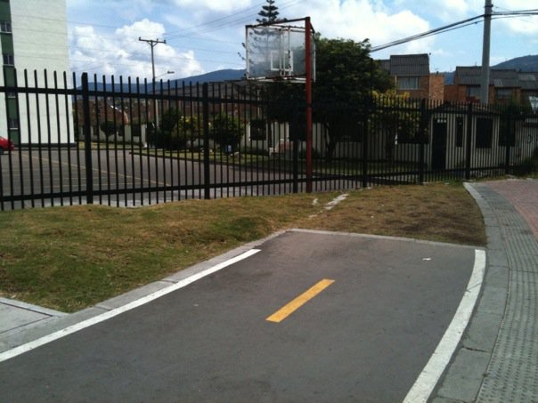 final ciclovía comunitar usabilidad