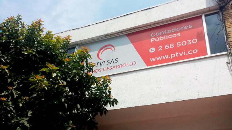 Vinilo Microperforado para Empresa en Bogotá