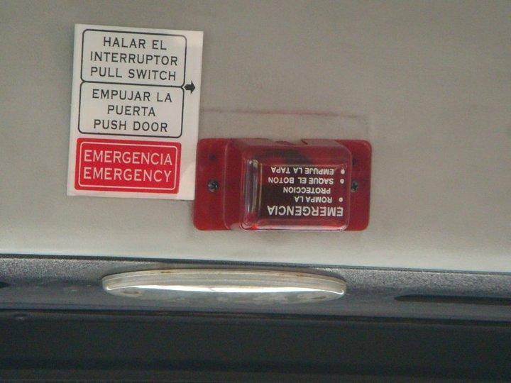 emergencia comunitar usabilidad