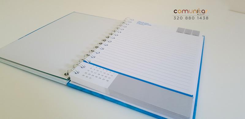 fabricamos agendas modernas en colombia