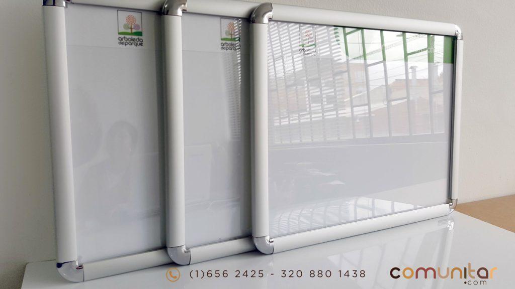 venta y distribución de perfilería para marcos para ascensor para toda colombia