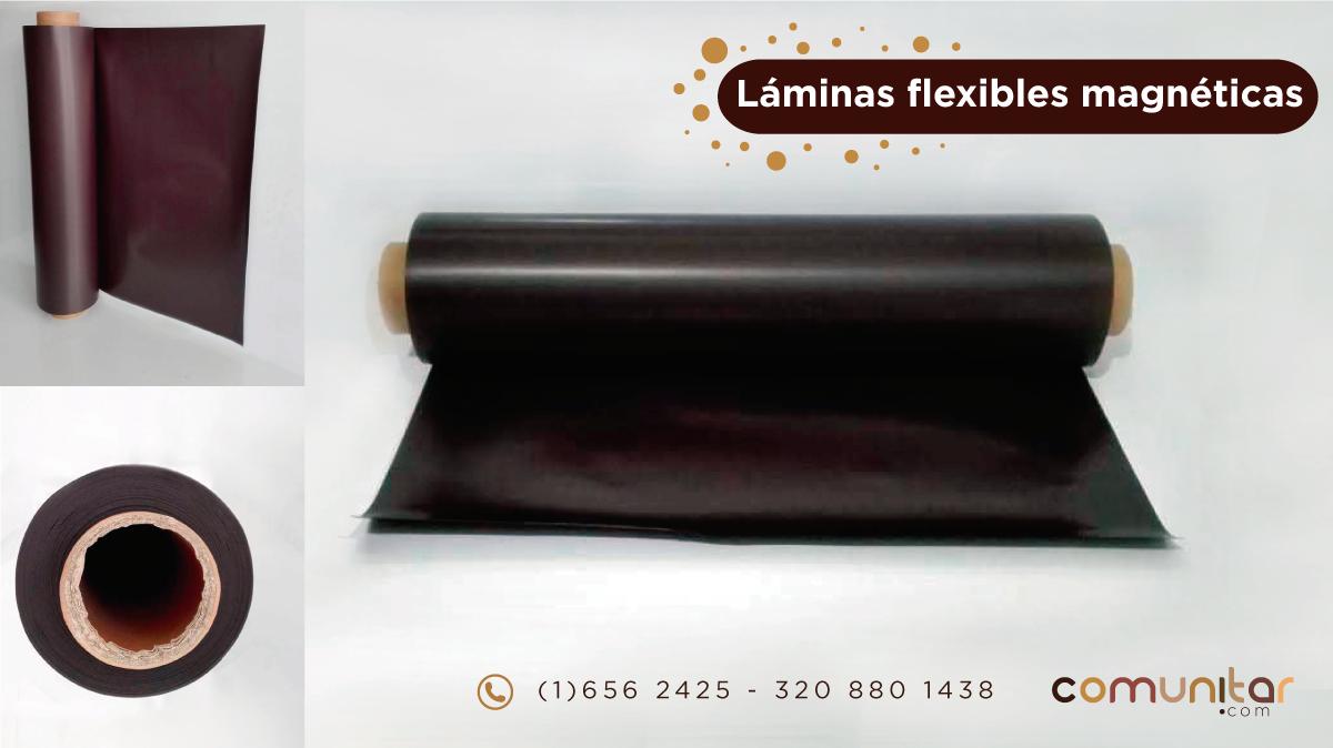 Lamina Flexible Magnética: características, usos y recomendaciones