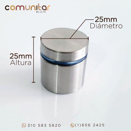 medidas de dilatador en acero hueco de 19x25 mm